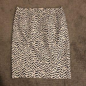 Loft pattern skirt